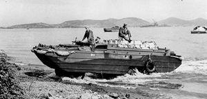 Chicago dukw corporation for Military landing craft for sale